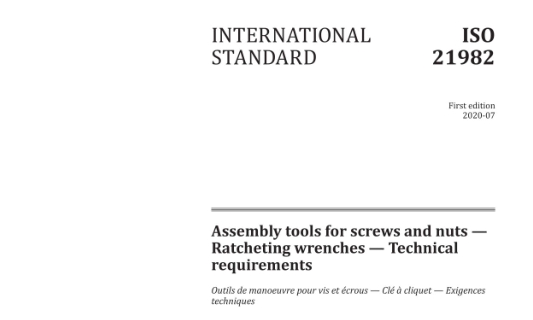 中国专家主导起草的国际标准ISO 21982正式发布